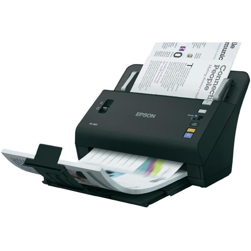 Epson WorkForce DS860 Color Document Scanner