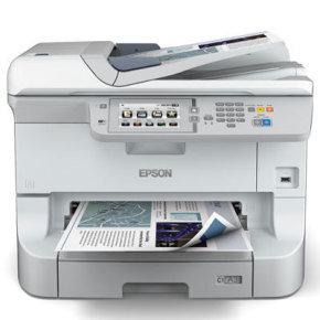 Epson Workforce WF-8510DWF A3 Colour Inkjet Printer