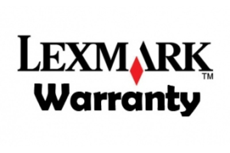 Lexmark Total 3 Years On-Site Service Next Business Day Warranty for Lexmark CX510 Printers