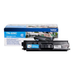 Brother TN329C Cyan Toner Cartridge