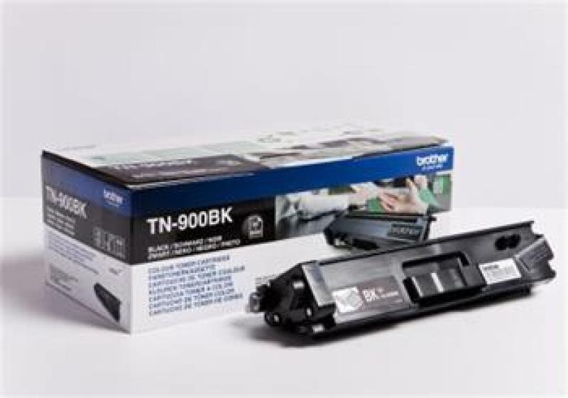 Brother TN900BK Black Toner Cartridge