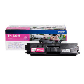 Brother TN329M Magenta Toner