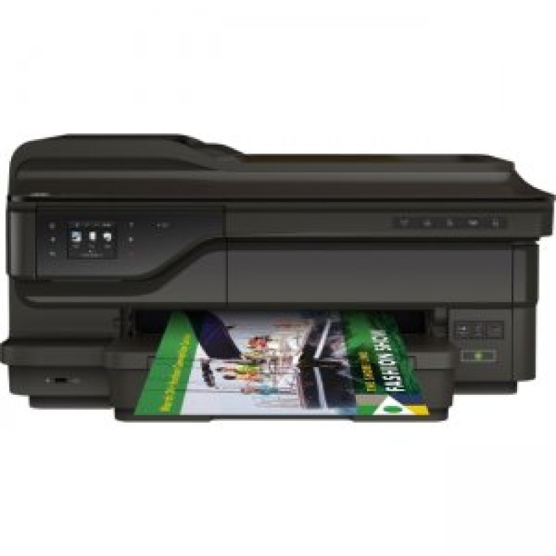 HP Officejet 7612 Wide Format Wireless eAllinOne Duplex Printer & Scanner