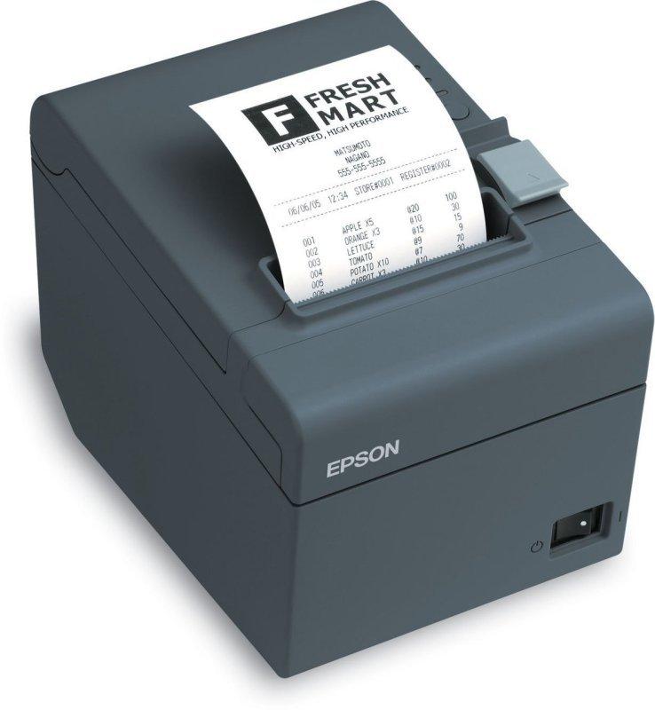 Epson TM-T20II Receipt Printer - Built-in Usb