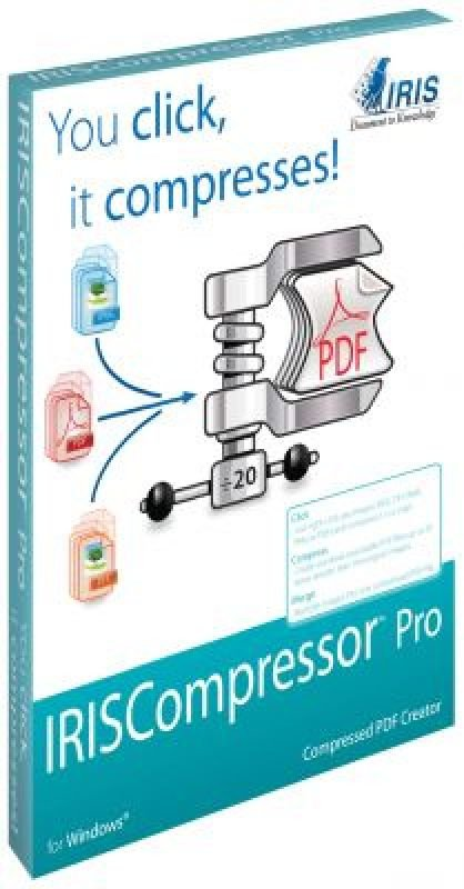 Iris Compressor Pro Windows - Electronic Software Download