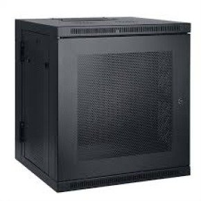 SmartRack 10U Wall-Mount Rack Enclosure Cabinet