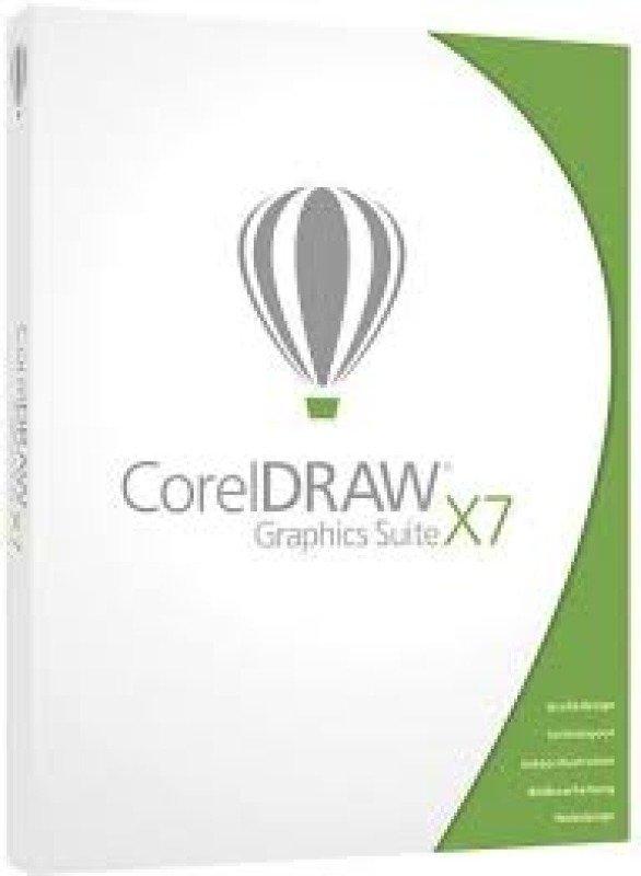 Image of CorelDRAW Graphics Suite X7 - PC - Upgrade