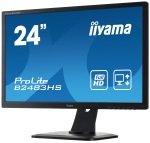 "Iiyama ProLite B2483HS-B1 24"" LED HDMI Monitor"