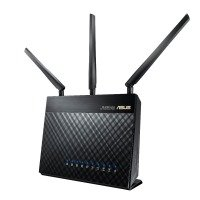 Asus DSL-AC68U Dual-Band Wireless AC1900 Gigabit ADSL/VDSL Modem Router