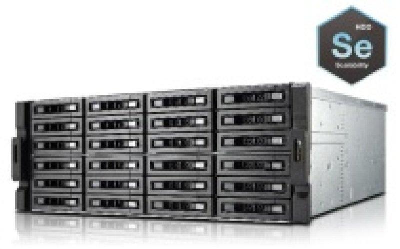 QNAP TS-EC2480U-RP 96TB (24 x 4TB WD SE) 24 Bay 4U Rackmount NAS