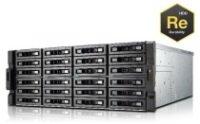 QNAP TS-EC2480U-RP 96TB (24 x 4TB WD RE) 24 Bay 4U Rackmount NAS
