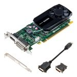 PNY NVIDIA Quadro K620 2GB DDR3 DVI DisplayPort PCI-E Graphics card