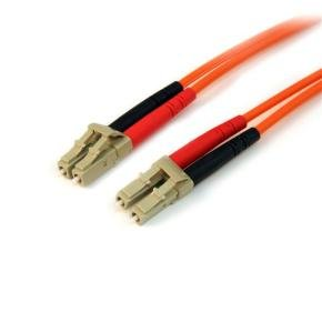 StarTech.com 50/125 Multimode Fiber Cable LC-LC (3m)