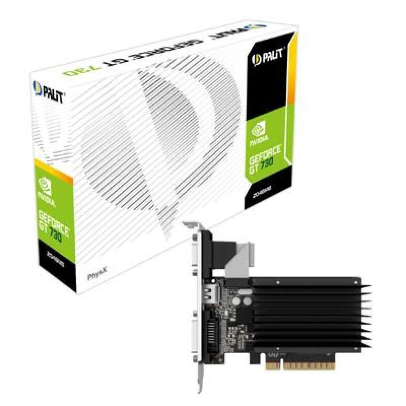 Palit GT 730 Silent 2GB DDR3 VGA DVI HDMI PCI-E Graphics Card