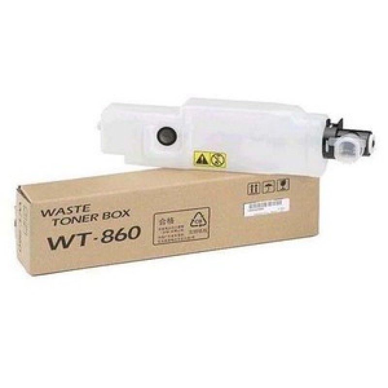 Image of Kyocera WT-860 Waste Toner Bottle