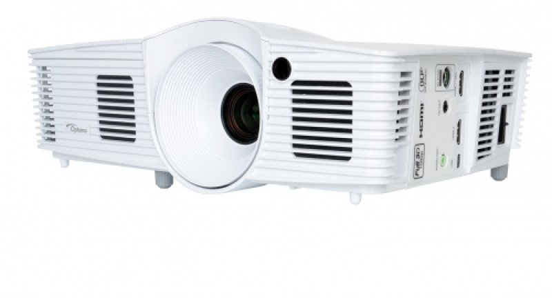 Image of Optoma HD26 DLP Projector - 3200lm