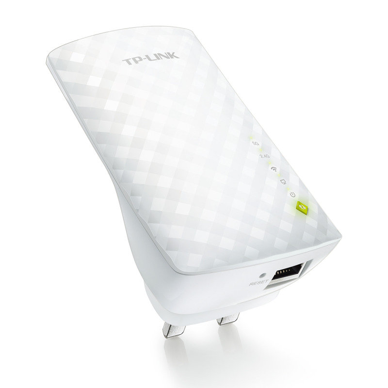 TP-Link RE200 - Wireless AC750 Plug-In Network Range Extender