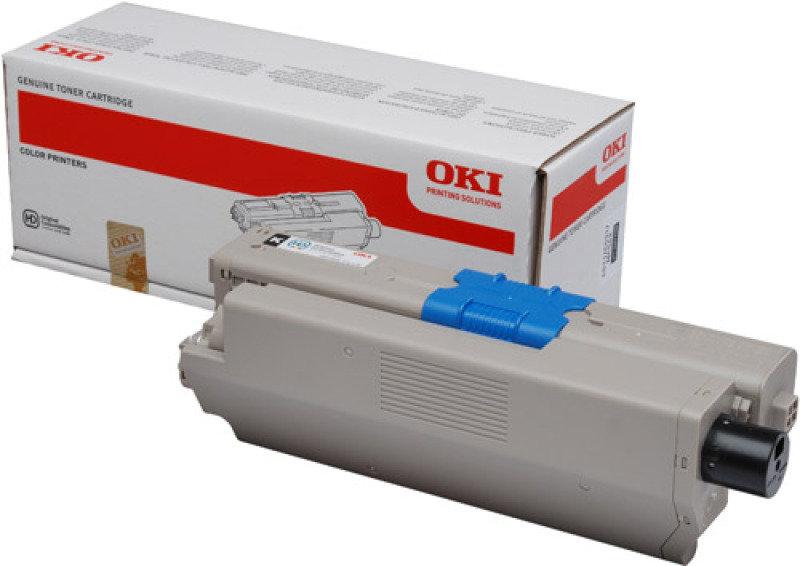 OKI C511dn Black Toner Cartridge