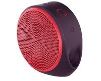 Logitech X100 Mobile Speaker - Red