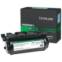 Lexmark T644 Black Laser Toner Cartridge