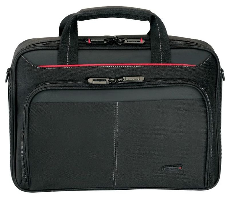 "Image of Targus Black Nylon Notebook Case For Up To 15.4"" - 16"" Laptops"