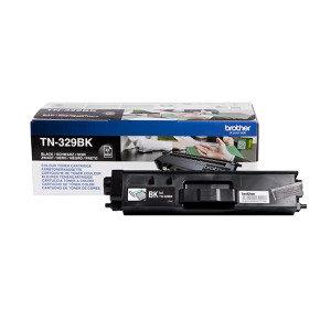 Brother TN329BK Black Toner Cartridge