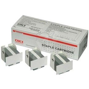 Oki MC760 Printer Staples