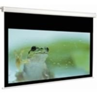 "Euroscreen CEL2017-V-UK Connect Electric Projector Screen 93"" Diagonal"