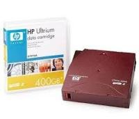 HP LTO-2 Ultrium 200-400GB Backup Media Tape