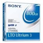 Sony LTO Ultrium 3 400-800GB Backup Media Tape