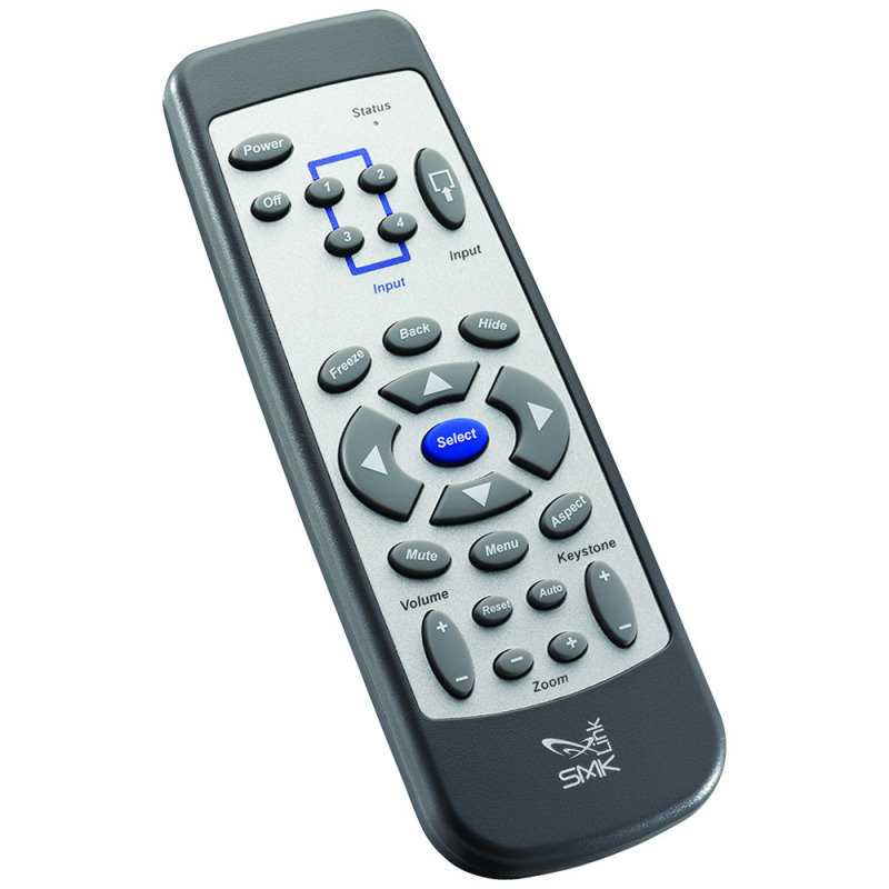 Image of SMK Link VP3720 Universal Projector Remote Control