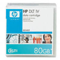 HP DLTtape IV 40-80GB Backup Media Tape