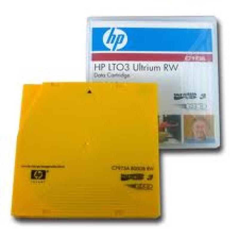 HPE LTO Ultrium 3 400-800GB Backup Media Tape