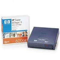 HP Super DLT II 300 / 600 GB Backup Media Tape