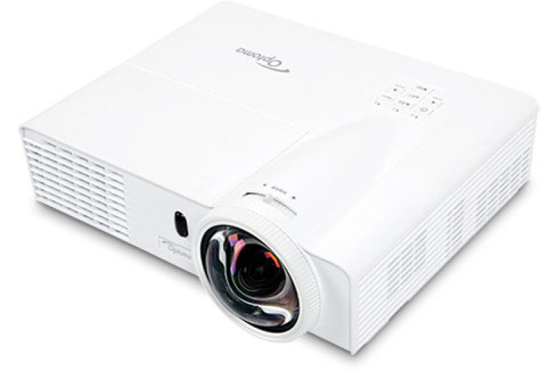 Image of Optoma W305st Wxga DLP Short Throw Projector - 3200lms