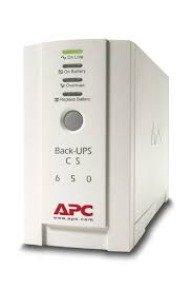 APC Back-UPS CS 400 Watts /650 VA Input 230V /Output 230V,