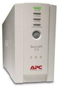 APC Back-UPS 300 Watts /500 VA Input 230V /Output 230V