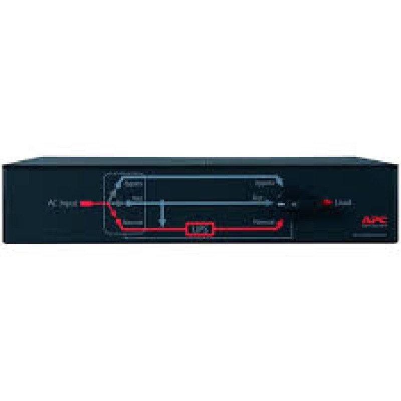 Image of APC 2U Rackmount Service Bypass Panel