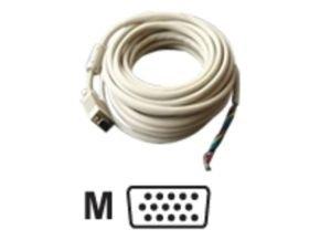 VISION Techconnect VGA cable HD-15 10m