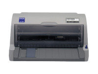 Epson LQ-630 Dot matrix flat-bed printer