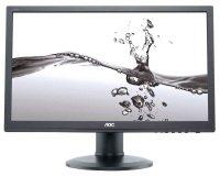 """AOC E2260PQ/BK 22"""" LED DVI Monitor"""