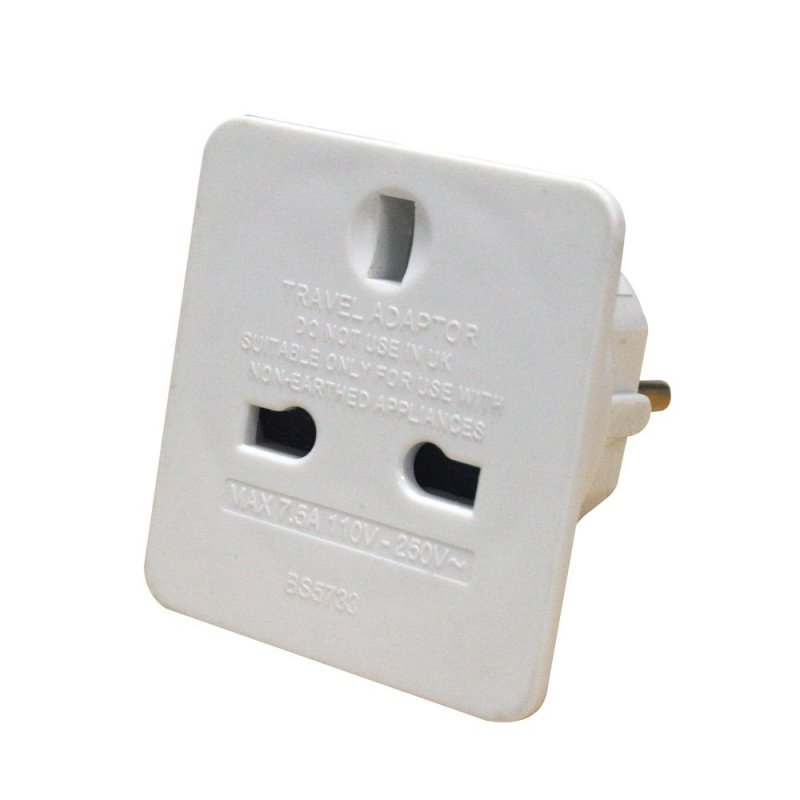 Image of Masterplug Surge Protected Global Travel Adapter