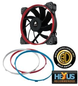 Corsair AF120 120mm High Airflow Fan for Case Cooling 3 pin Single Pack