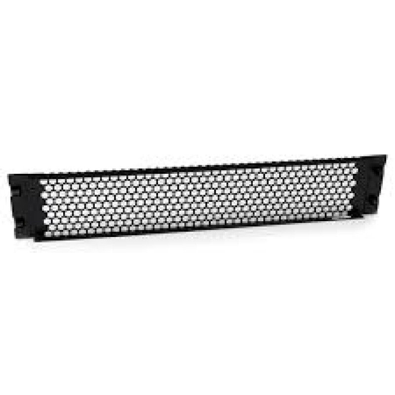 StarTech.com 2U Tool-Less Vented Blank Rack Panel Blank panel