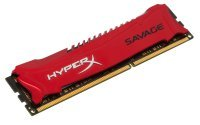 HyperX 8GB 1600MHz DDR3 Non-ECC CL9 DIMM (Kit of 2) XMP HyperX Savage