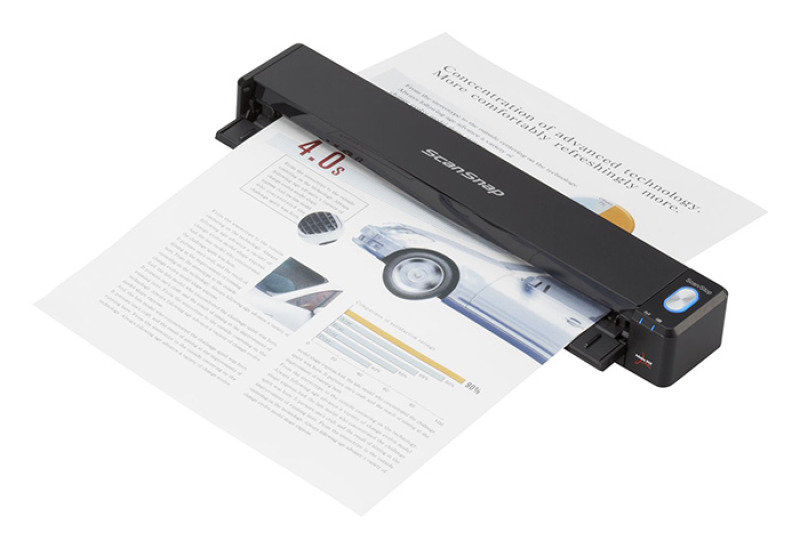 *Fujitsu ScanSnap iX100 Mobile Wireless Document Scanner