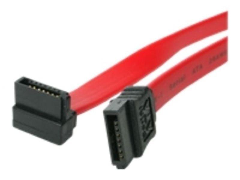 StarTech SATA to Right Angle SATA Cable - 6 Inch