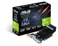 Asus GT 730 Silent 1GB GDDR3 VGA DVI HDMI PCI-E Graphics Card