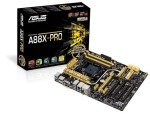 Asus A88X-PRO Socket FM2+ VGA DVI HDMI DisplayPort 8 Channel Audio ATX Motherboard