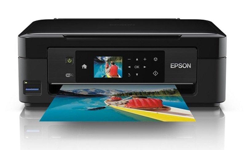Epson Expression Home Xp-322 Colour Inkjet Printer